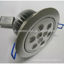 moving head ce rohs 9*1W led ceiling lamp