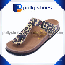 Sexy Leopard PU Flip Flop Slipper for Women