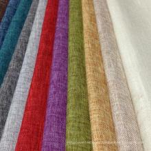 45% Algodón 52% Tejido de lino 13s Spandex 52/45 Tejido de lino / algodón