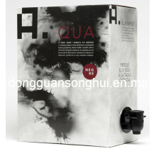 Sac de vin en boîte / sac à bandoulière pour vin / sac d'emballage de vin