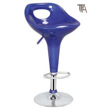 Blauer moderner Barhocker für Stabmöbel (TF 6005)