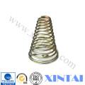 Primavera de compresión de bobina personalizada con alta calidad