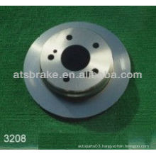 Different kinds brake disc for Mecedes-Benz car