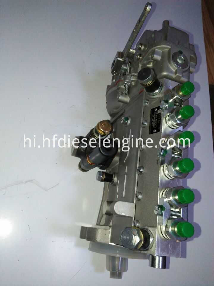 Fuel injection pump 7