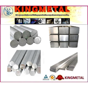 Stainless Steel Round Bar/ Square Bar/Hex Bar/Hexagonal Bar