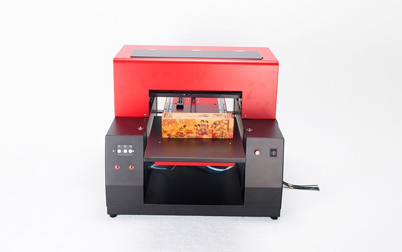 A3 Uv Wood Flatbed Printer