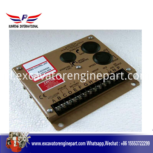 Speed Control Unit Esd5500e Electronic Engine Governor