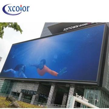 P10 Ultra Bright Video Advertising LED-Bildschirm für den Außenbereich
