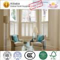 Linde und PVC Fensterläden mit Top-Qualität