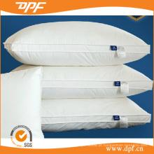 Almofada de hotel de produtos têxteis de luxo de venda quente (DPF061090)