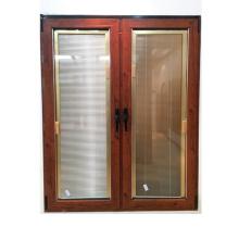 aluminum casement blinds windows (WJ-ACW-1622)