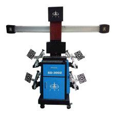 Alineador de rueda 3D