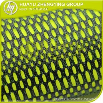 Tecido de malha de design novo estilo moderno para sacos ao ar livre YN-KF0334-22E