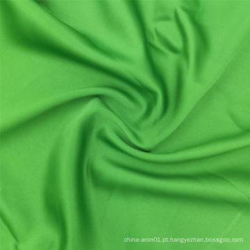 Tecido cetim fosco de corredor de mesa tecido 100% poliéster