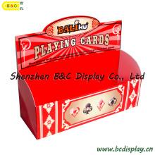 Играть Коробка карточки, Коробка подарка, Коробка индикации pdq, Коробка упаковки, Бумажная Коробка (B и C-D028)