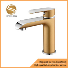 Fashion Single Handle Basin Faucet (ICD-DSC-1264-01)