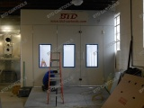 Hot Sale Best Price Paint Booths (CE approved)