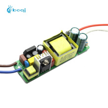 boqi CE FCC SAA Approval constant current led driver 300ma 24w 25w 30w 36w
