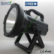 Proyectores de alta potencia recargables de alta potencia CREE LED Flash Light 30W 2000lumens / 3000lumens
