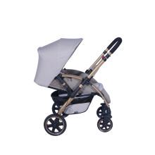 Новая дизайнерская прогулочная коляска Baby Design 2015