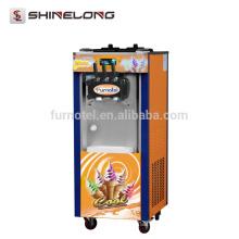 R168 Floor Standing Buffet Machine Rainbow Ice Cream Machine