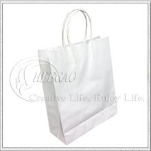 Sac en papier blanc (KG-PB031)