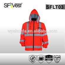 Hochwertige Sweatshirts zwei Farben mit 100% Polyestervlies entsprechen EN ISO 20471