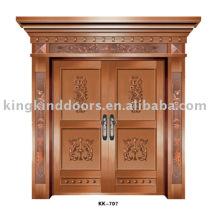 Медные двери (KK-707)