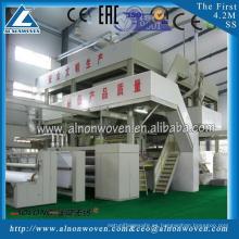 Nuevo diseño de máquina no tejida precio AL-2400 SMS con certificado CE
