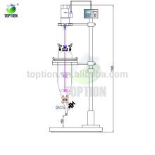 Стеклянный жидкостный сепаратор / Экстрактор TOPTF-50л