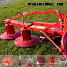 WIRAX Z 169 drum mower bearing block