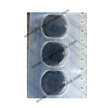 Inductor Power Wirewound 47uH 10% 1KHz 20Q-Factor Ferrite 1.25A 0.17Ohm DCR T/R RoHS SDR1006-470KL