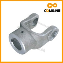 Plain bore yoke C (keyway threaded hole)
