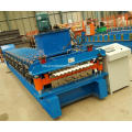 Galvanized Steel Double Layer Roofing Making Machine