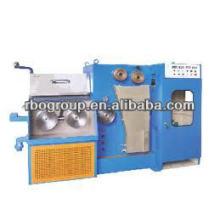 22DT(0.1-0.4) feiner Kupferdraht Zeichnung Maschine mit Ennealing (Kupferdraht Extrusion Maschine)