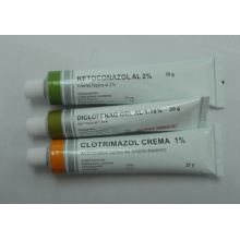 GMP Certificated Cream (1%) , Pharmaceutical Drugs