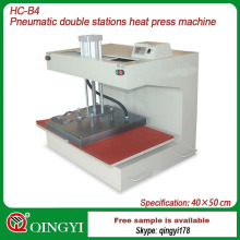 machine d'impression de transfert de chaleur de t-shirt