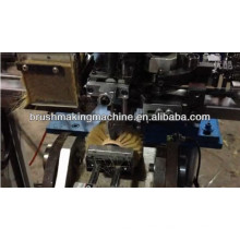 cleaning jade brush drilling machine and tufting machine