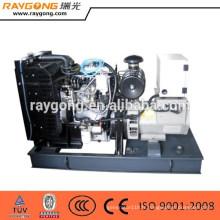 moteur diesel de générateur de moteur diesel du cadre ouvert 60kva par le RU