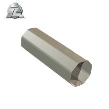 High tensile strength 7075 8mm anodized aluminum extrusion octagonal tube for corrosion - proof material