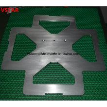 Pieza de acero sellada que trabaja a máquina del CNC de la alta precisión para los instrumentos