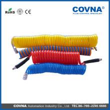 Tubes flexibles de protection du câble pvc / Tube en PVC extrudé non rétractable