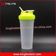 700ml neues Design Kunststoff Protein Shaker Flasche mit Filter (KL-7020D)