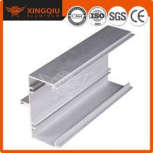 Powder coated aluminum profile extrusion,insulation aluminium profile supplier