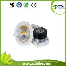 LED de 8 pouces 50W vers le bas avec l'approbation de la CE et de RoHS