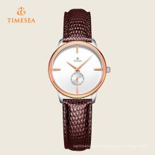 Reloj para mujer de acero inoxidable en estilo clásico 71118