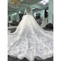 Robe de mariée à manches longues robe de mariée 2017 luxe WT331 Robe de novia