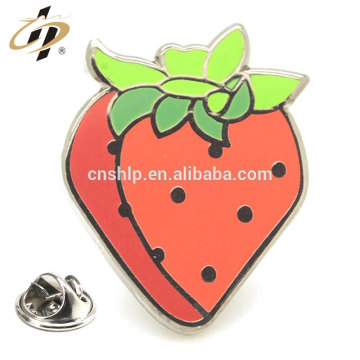 Customize zinc alloy metal promotional patch badge with enamel