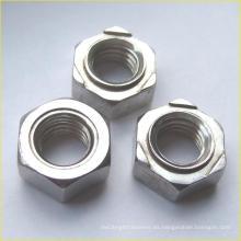 Tuerca de soldadura hexagonal DIN929 (CZ461)