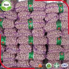 Китайский свежий фиолетовый красный белый чеснок